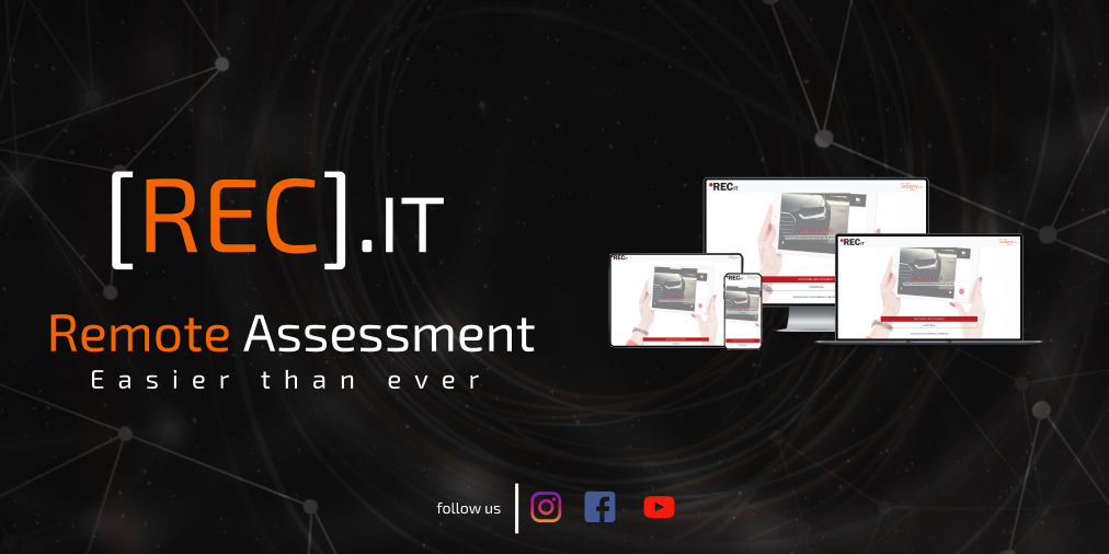 REC.IT – Remote Assessment Solution powered by Solera Italia